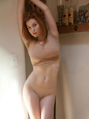 Emily Archer Amazing Redhead Babe In Sexy Picture Gallery