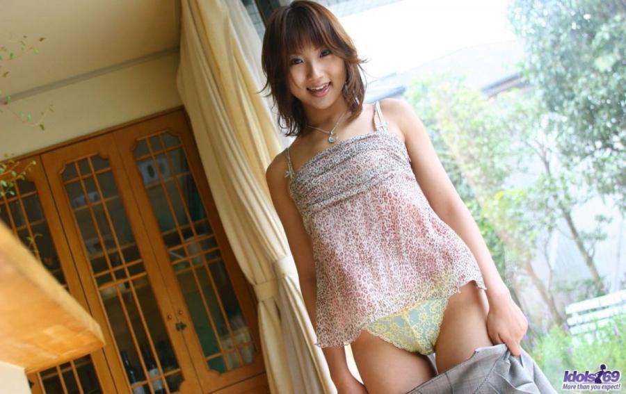 Haruka Morimura Japanese nightie gal Images 233647