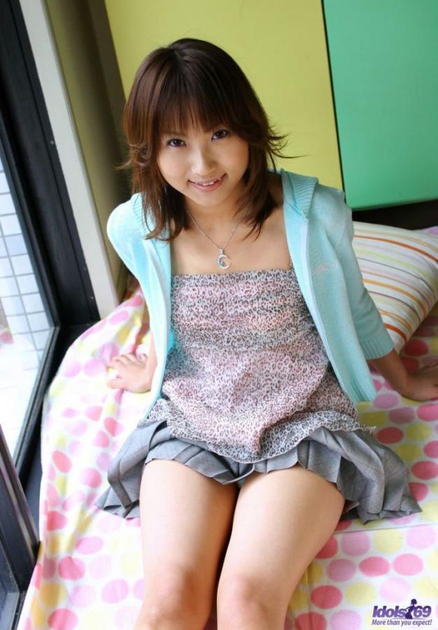 Haruka Morimura Japanese nightie gal Images 233641
