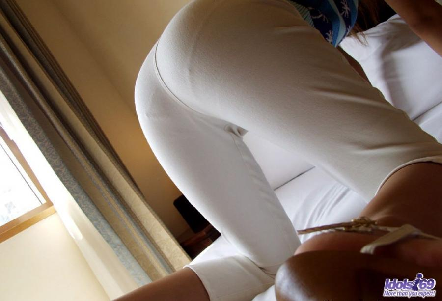 Aki Pigtailed Asian slut Images 244155